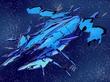 戦闘艦(対魔法装備型)
