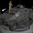 空挺戦車ヴァージニア・ウルフ