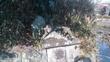 カッパの石像