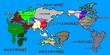 オリエント世界地図【訂正版】