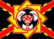 八旗金薔薇十字紋