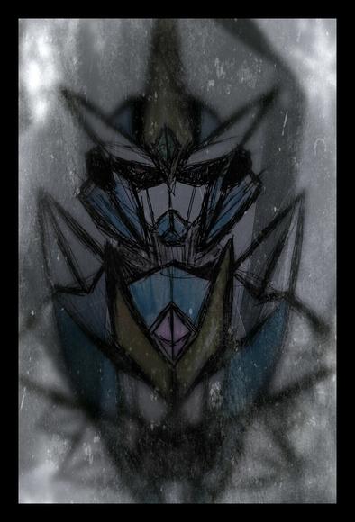 鎧装真姫ゴッドグレイツ/蒼き鎧兜