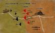 バトロアの戦い 午後4時戦況図 その2