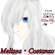 【銀雪の狂想曲】メリッサ・コスタンツォ