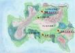 コード6<平穏>世界地図