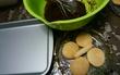 手作りお菓子 パイ生地でクッキー?
