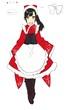 神薙少女 和メイドさん