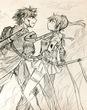 『魔法剣士ガイア』 イラスト