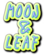 MOON&LEAF ロゴ4