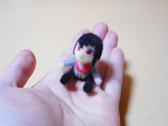 衣玖ちゃん人形3
