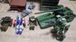 ヒルドイルブと戦車