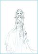 白珠姫.1(下描き)