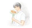 田中桔梗さんから Twitterお花タグ