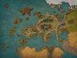 アレス大陸図