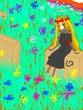花と焔の少女
