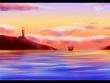 Nostalgic Sunset 背景のみバージョン