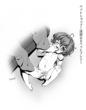 愛犬シロ-1より「癒しの時間」