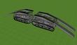1号A型架橋戦車展開図