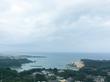 シヌグ堂バンタからの眺望