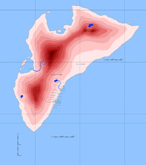 パンドール大陸