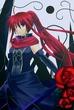 薔薇とか、剣とか、赤い髪とか