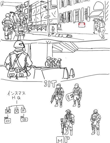 インスマス軍政下