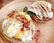 馬車の朝食