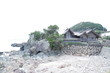 親亀に乗る大御神社社殿