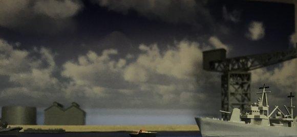 帝国陸軍宇品軍港1
