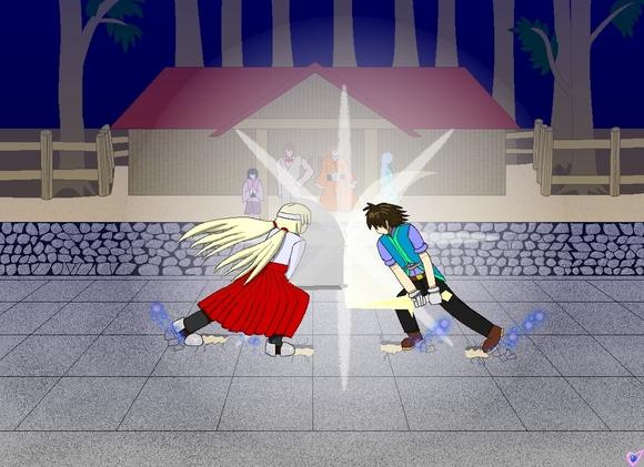 第13話・神域剣舞
