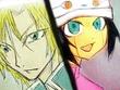 鎧装真姫ゴッドグレイツ/ゼナスとウサミ