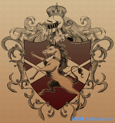 『時の軌跡』トランシールズ王家の紋章