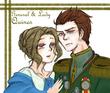 将軍夫妻(幸福の国)