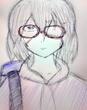 鎧装真姫ゴッドグレイツ/眼帯アカメガネ