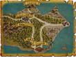マップイラスト1-バイカル王国周辺-
