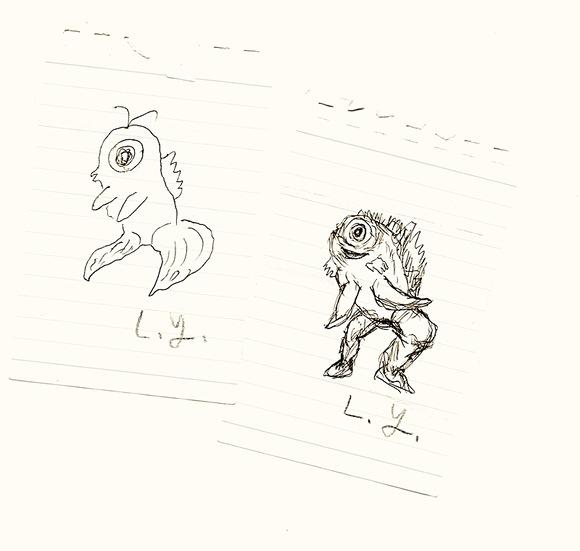 金魚の妖精