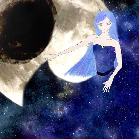 天空を纏う香夜