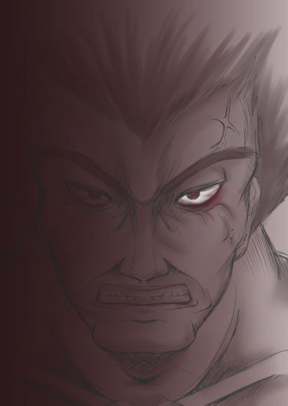 習作 憤怒