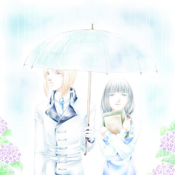 【英雄学園】ひとつ傘の下で