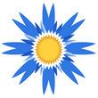 ひとつの花の略紋