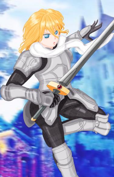 女騎士ブラダマンテ・改5