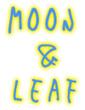 MOON&LEAF  ロゴ1