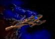 火星の雪 戦艦武蔵001