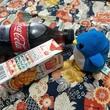 アデリーとジュースとコーラ