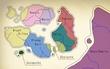 ⑫世界地図完成
