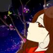 季節はずれの桜見
