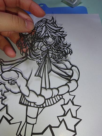 レアクラファンアート(オミ様)