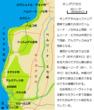 千年巫女の代理人 キングアタ川流域図