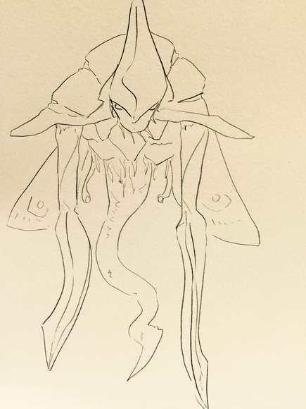 停滞の怪物_ルフライド【オレモン】