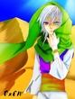 【線画×彩色◆コラボ祭Ⅳ】 八劔幽様の線画